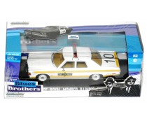 Greenlight Blues Brothers 1977 Dodge Royal Monaco Illinois State Police