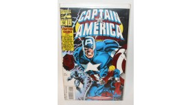 Captain America Fighting Chance
