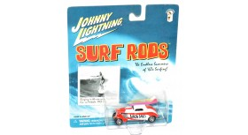 Johnny Lightning Surf Rods Banzai Babes