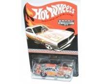 Hot Wheels 2016 Zamac '69 Dodge Charger Funny Car