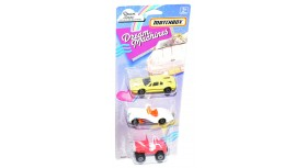 Matchbox Dream Machines Dream Scene 3-Pack