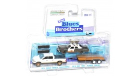 Greenlight Hitch & Tow The Blues Brothers Trailer set