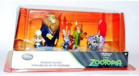 Disney Zootopia Figurine Playset