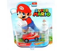 2016 Hot Wheels Super Mario Mario