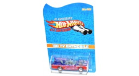 Hot Wheels 2013 Mexico Convention '66 TV Batmobile