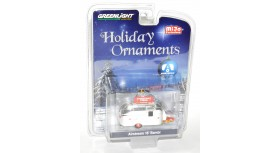 "Greenlight Holiday Ornaments Airstream 16"" Bambi"