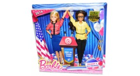 2016 Barbie President & Vice President Dolls