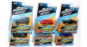 Jada Fast & Furious Build N' Collect Set Brian's Mitsubishi