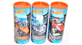 Hot Wheels Mega Bloks 3 in 1 Pack Lot