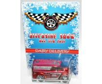 Hot Wheels Limited Edition 2013 Riverside Show Dairy Delivery
