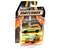 Best of Matchbox Range Rover Sport