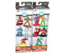DC Nano Metalfigs Figures Packs