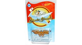 Hot Wheels DC Wonder Woman Invisible Jet