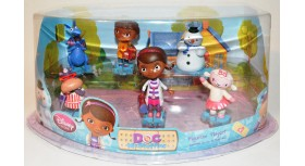 Disney Doc McStiffins Figurine Playset