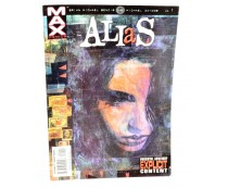 MAX Comics Alias No.1 Comic Book