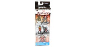 Marvel Guardians of the Galaxy 5 Pack Figure Set