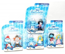 The Smurfs Movie Figure 2-pack lot