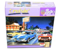 Master Pieces Jigsaw Puzzles Cruisin' 1000