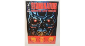 The Terminator Hunters and Killers Comic Book