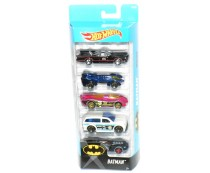 Hot Wheels Batman 5 pack Batmobile