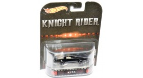Hot Wheels Retro Knight Rider K.I.T.T.