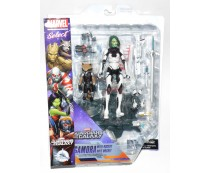 Disney Marvel Select Guardians of the Galaxy Gamora Figure
