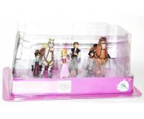 Disney Tangled Figurine Playset