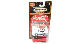 Matchbox Collectibles Coca-Cola 1970 Pontiac GTO