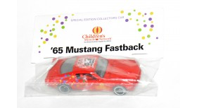Hot Wheels Children's Miracle Network '65 Mustang Fastback
