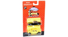 Fast Lane Die Cast Porsche Hummer 2 Cars Pack