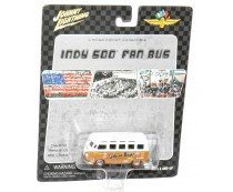 Johnny Lightning Limited Edition Indy 500 Fan Bus