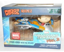 Marvel Dorbz Ridez Star-Lord With the Milano
