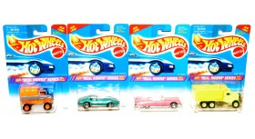Hot Wheels Real Riders Series Complete Set