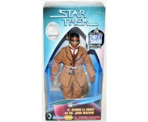 Lt. Geordi La Forge As Dr. John Watson Figure