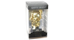 Funko Exclusive Star Wars Gold Darth Vader Boss 2015