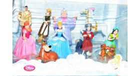 Disney Cinderella Deluxe Figurine Set Playset