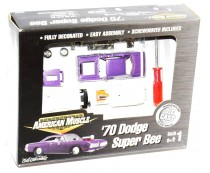 ERTL American Muscle '70 Dodge Super Bee Kit