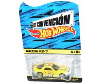 Hot Wheels 2017 Mexico Convention Mazda RX-7