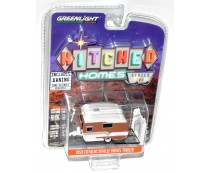 Greenlight Hitched Homes 1959 Catolac Deville Travel Trailer