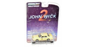 Greenlight Hollywood John Wick 2 2008 Ford Crown Victoria