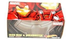 Hot Wheels Marvel Iron Man & Hulkbuster