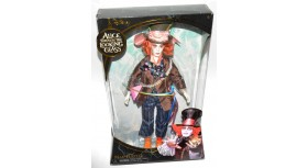 Alice Through the Looking Glass Mad Hatter Doll