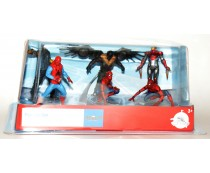 Disney Marvel Spider-Man Figurine Set Playset