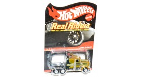 Hot Wheels Real Riders Long Gone Gold Rush