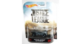Hot Wheels Retro Justice League Batmobile