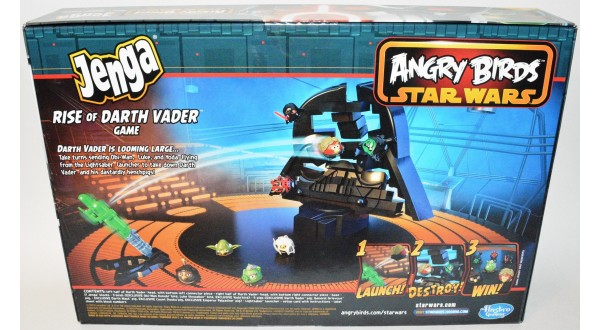 Angry Birds Star Wars Toys : Angry birds star wars by vladjuk on newgrounds