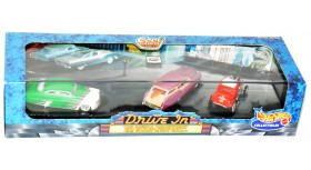 Hot Wheels Collectibles Drive In Set Merc Buick Ford