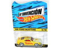 Hot Wheels 2017 Mexico Convention '69 Ford Mustang