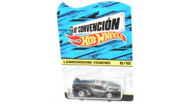 Hot Wheels 2017 Mexico Convention Lamborghini Veneno