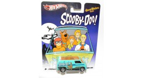 Scooby-Doo custom '77 Dodge Van